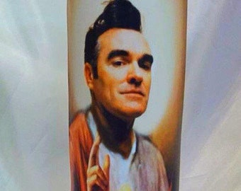 Saint Morrissey Prayer Candle