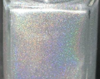 Chase The Rainbow Holographic Nail Polish