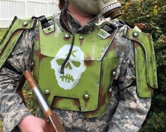 Fallout 4 cosplay combat armor-full set