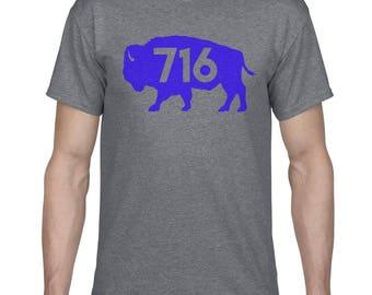Buffalo NY 716 Shirt