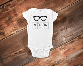 Nerd Baby Onesies®, Baby Boy Clothes, Baby Girl Clothes, Nerd Onesie®, Nerd Baby, Funny Baby Clothes, Funny Baby Gift, Baby Shower Gift