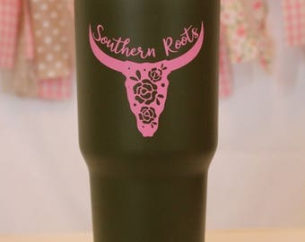 Southern Roots Stainless Steel Insulated Cup