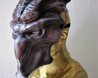 Scfi Alien Templar Cosplay Mask
