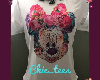Sale! Gorgeous Minnie Mouse Tee