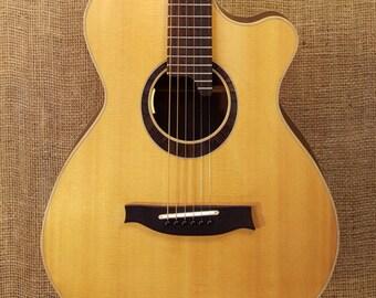 Triple-O-Inspired 12 Fret Cut-Away Guitar