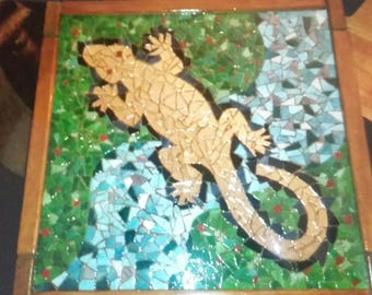 Mosaic Furniture - Timber Coffee Table - Lizard