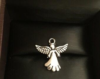Angel Charm Pendant 3 Pcs