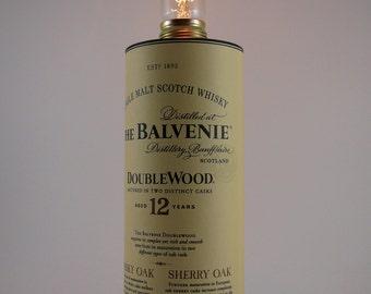 spiritLight Doublewood 12 whisky tube lamp