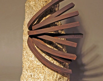 Sculpture / sculpture: wind