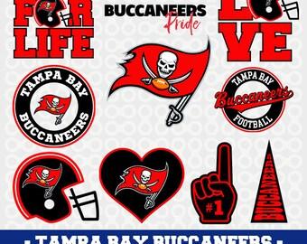 Tampa Bay Buccaneers SVG, Buccaneers Football, Svg Cameo, DXF File, Tampa Bay Buccaneers, Monogram, Svg Cameo, Buccaneers Football, SVG-34