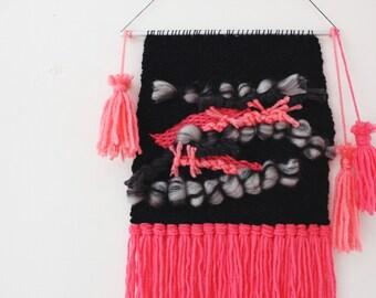 SALE! JELLYFISH - Woven Wall Hanging / Weaving / Wall Art / Woven Wall Art / Fiber Art