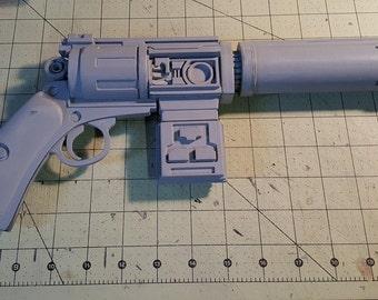 Shae Vizla Blaster Resin Kit