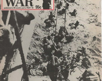 History of the Second World War PART 16 Magazine 1973 The Sinking of the Bismarck