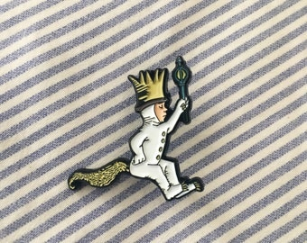 Where the Wild Things Are, Max Enamel Pin