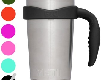 Handle For YETI Rambler 20 Oz Tumbler - Fits YETI, Ozark Trial and more - FREE Shipping!!