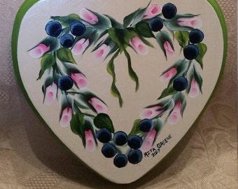 Small heart wreath