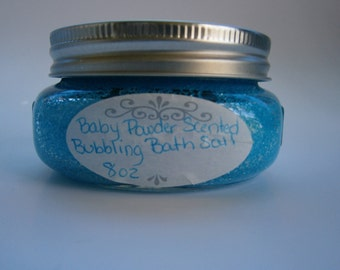 Scented Bubbling Bath Salt