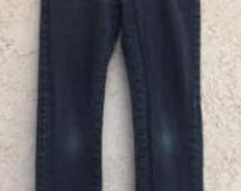 Boys Levis 510 Skinny Jeans Size 10, Levis, Levis 510 Skinny Jeans, Vintage 510 Levis, Levis 510 Skinny Reg 25 x 25,Levi Strauss,Denim Jeans