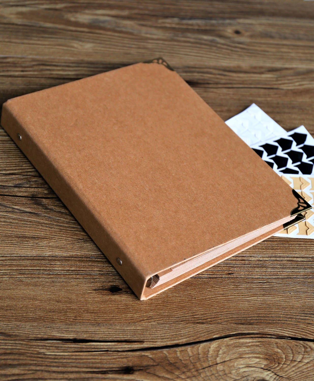 How to scrapbook wedding album -  24 99