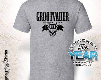 Grootvader Since (Any Year), Grootvader Gift, Grootvader Birthday, Grootvader tshirt, Grootvader Gift Idea,