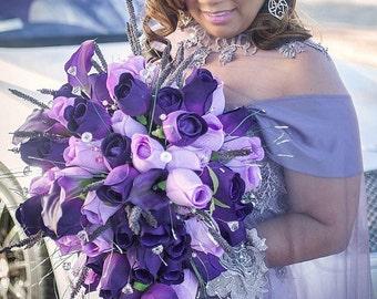Purple Reign Bouquet