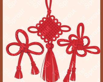 Chinese Style Knots
