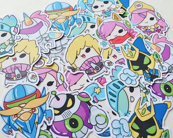 Arcade Stickers Etsy