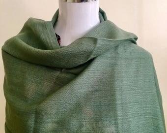 Nepali Handmade Cashmere Shawl
