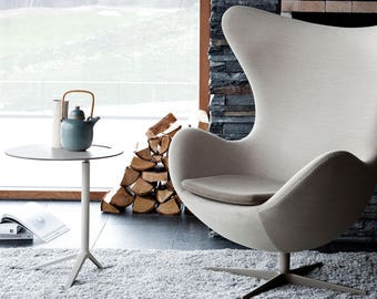 Arne Jacobsen egg chair in cashmere or Italian leather -free shipping!