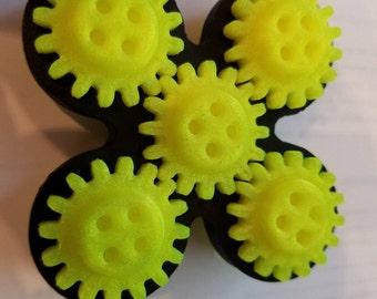 Multi Gear Fidget Spinner