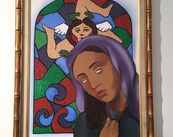 Mary in Sicily