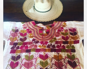 Gorgeous hand embroidered peasant blouses