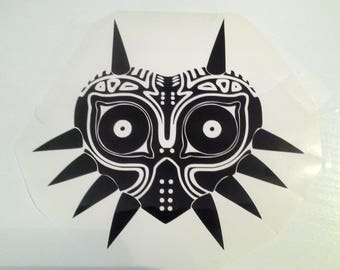 Majora's Mask Vinyl Decal