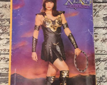 SALE XENA Warrior Princess Butterick 5725 Sewing Pattern Cos Play Misses Size 6 - 24