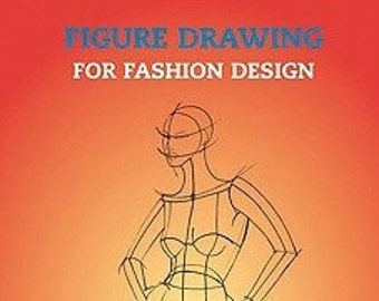 Fashion Drawing by Drudi,  Fashion Illustration for Designers, How to Illustrate Fashion, Fashion book, Art book, How to Draw