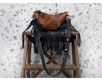 Timber Radley // Convertible Shoulder Bag + Clutch