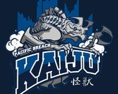 Pacific Breach Kaiju Pacific Rim Shirt  - Pacific Rim Shirt | T-shirt for Women Men | Movie t-shirt
