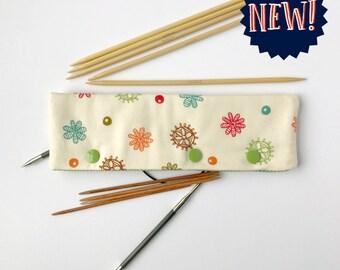 Wild Cherry Blossoms - DPN & Circular Needle Holder