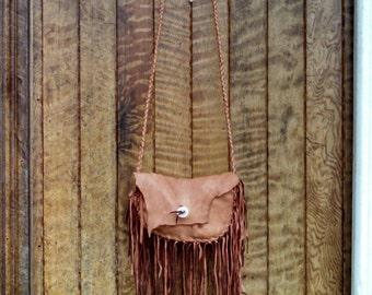 Buckskin Medicine Bag / Pocket Belt