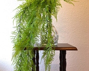 Large Faux Fern - 33 Inches Long!