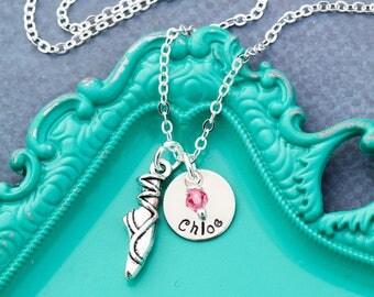SALE • Dance Gift • Toe Shoe Ballet Necklace • Dancer Ballet Gift Ballerina Jewelry • Recital Dance • Performance Little Girls Pink Jewelry