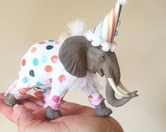 Ellie the Paper Cake Topper