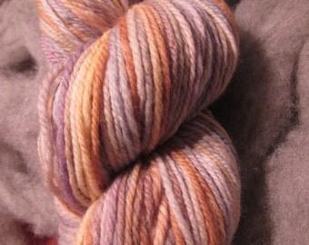 Handspun Bond Wool yarn