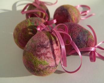 Easter Eggs - Hanging Eggs - Spring Egg Ornament