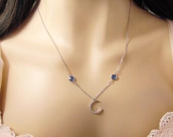 Lunafreya necklace, FF15 inspired necklace, FFXV, Final Fantasy 15 - large version