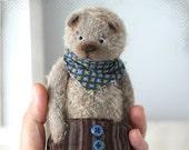 Artist Teddy Bear Tommy 7,2 inch 18 cm
