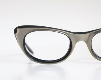 AS IS/ DAMAGED Vintage 50's Cat Eyeglasses Sunglass Frames