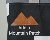 Add a Mountain patch to any clutch!