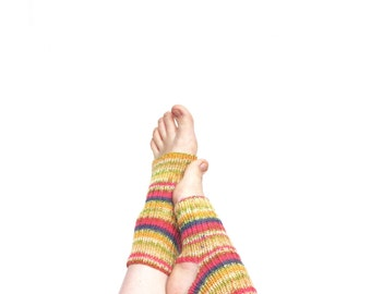 Colorful yoga socks, pilates socks, dance socks