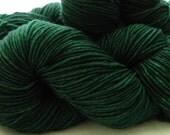 Merino Wool Yarn Green He...